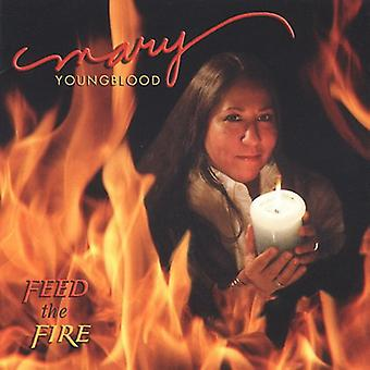 Mary Youngblood - Feed the Fire [CD] USA import