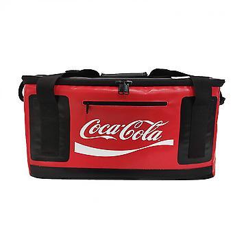 Coca Cola Logo Printed Cube Cooler