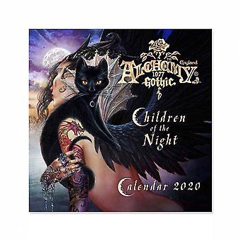 Simya - gecenin çocukları 2020 - 16 aylık takvim