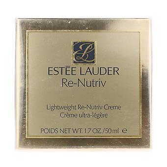 Estee Lauder Re-Nutriv lekki Re-Nutriv Creme ' do skóry suchej 50ml nowy, w pudełku
