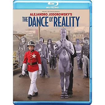 Alejandro Jodorowsky - dans of Reality [BLU-RAY] USA import