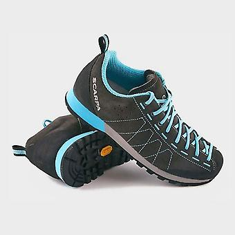 Scarpa Women's Highball Walking Shoe Black/Blue