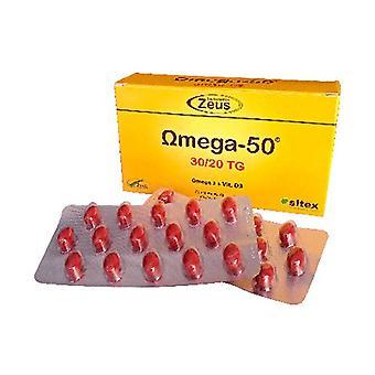 Omega 50 30/20 TG 60 capsules