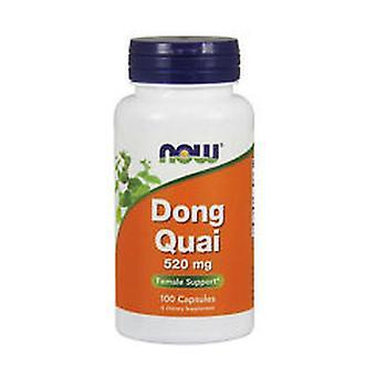 Dong Quai 520 mg 100 capsules
