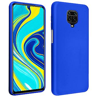 Back cover Xiaomi Redmi Note 9 Pro Max / Note 9 Pro / Note 9S Soft-Touch Blue