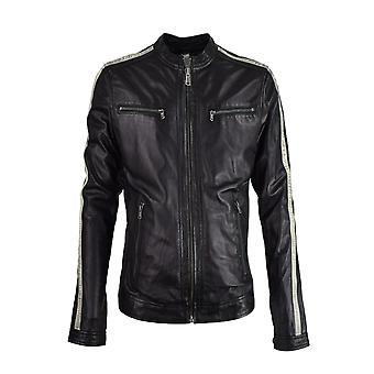 Men's Leather Jacket Freaky