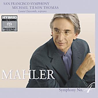 G. Mahler - Symphony No.4 [SACD] USA import