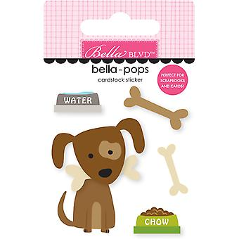 Bella Blvd Cooper Bella-Pops (5kpl) (BB2254)