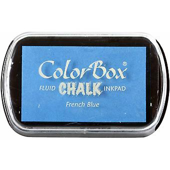 Clearsnap ColorBox Chalk Ink Full Size French Blue