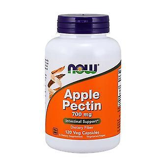 Apple Pectin 120 vegetable capsules