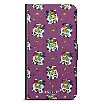 Bjornberry Portefeuille Cas LG G5 - Crayons de couleur