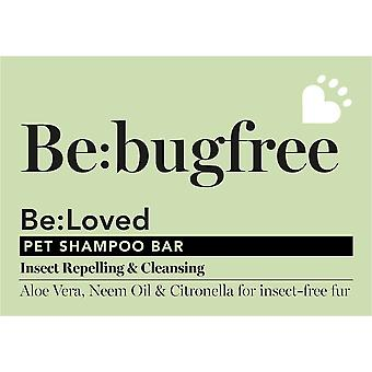 Be:loved Shampoo Bar Insect Repellent - 100g