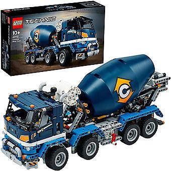 LEGO 42112 Technic Betonmixer Truck Speelgoed bouwvoertuig