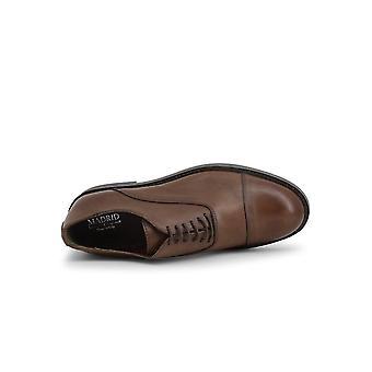 Madrid - Schuhe - Schnürschuhe - 603_CRUST_BROWN - Herren - sienna - EU 43