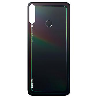 Replacement Battery Cover for Huawei P40 Lite E Back Cover - Black