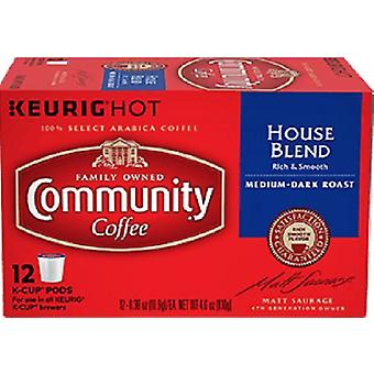 Community Coffee House Blend Coffee Keurig K Cup