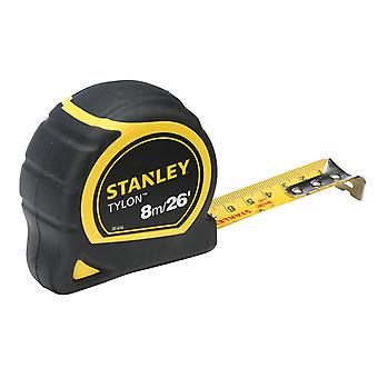 Stanley Tools Tylon Pocket Tape 8m/26ft (Width 25mm) Loose STA130656N