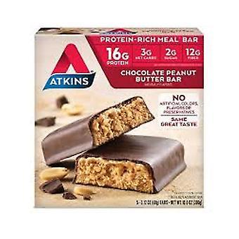 Repas de Atkins Bar au beurre d'arachide au chocolat