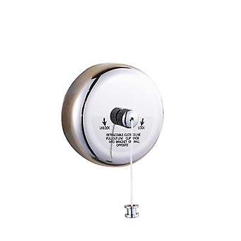 304 Stainless Steel Retractable Clothesline