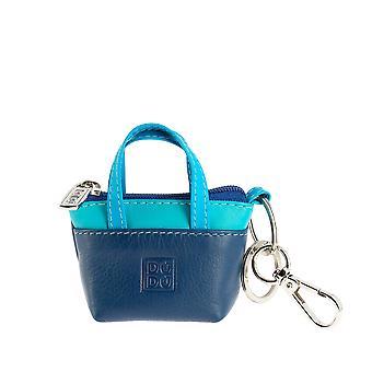 5456 DuDu Leather Keychain