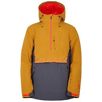 Spyder SIGNAL Men's Gore-Tex Primaloft Ski Jacket rusty