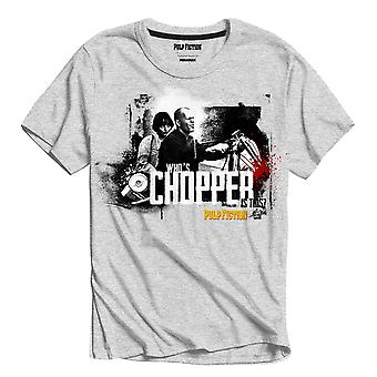 Pulp Fiction Bruce Willis Chopper Ufficiale Tee T-Shirt Unisex