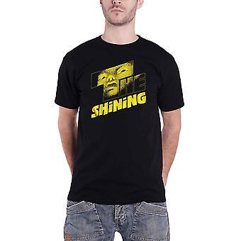 The Shining T Shirt Movie Logo new Official Mens Black