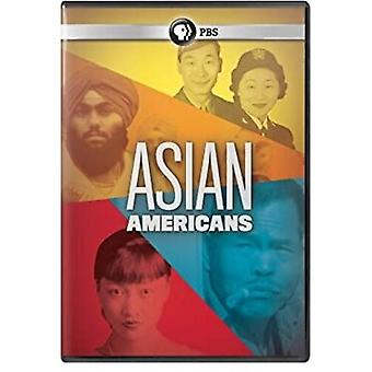 Asian Americans [DVD] USA import