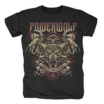 Powerwolf Lupus Vobiscum T shirt