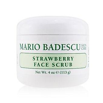 Strawberry Face Scrub - For All Skin Types 118ml or 4oz
