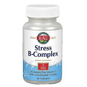 Kal Stress B-Complex, 100 tabia