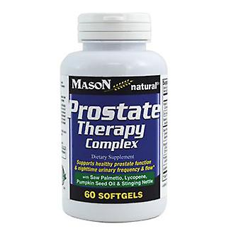Mason Prostate Therapy Complex, 60 Softgels