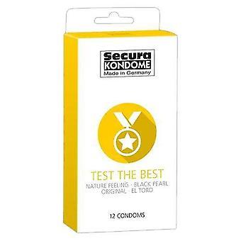 Secura kondome test najlepszych mieszane prezerwatywy opakowanie 12