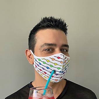 Mouthcap Andrew Christian Happy Hour Pride Love Mask