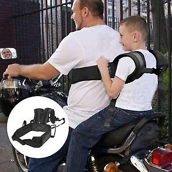 قابل للتعديل دراجة نارية الطفل سلامة حزام الأمان حزام الأمان