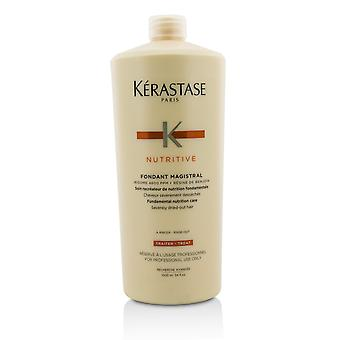 Nutritive fondant magistral fundamental nutrition care (severely dried out hair) 208137 1000ml/34oz