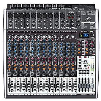 Behringer xenyx x2442usb premium 24-input 4/2-bus mixer with usb/audio interface