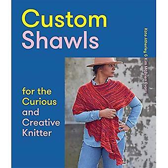 Niestandardowe szale dla ciekawskich i kreatywnych knitter