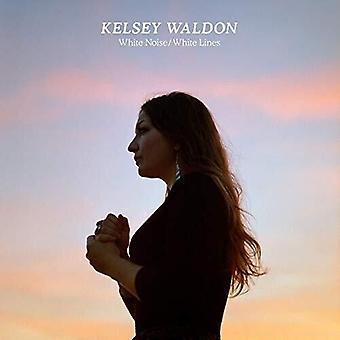 Waldon,Kelsey - White Noise / White Lines [Vinyl] USA import