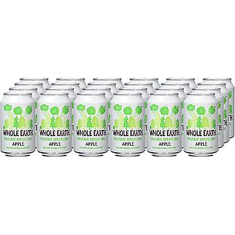 Hele Jorden Økologisk Apple Drink 330ml x24