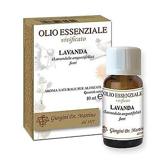 LAVENDER OLIO ESS 10ML None