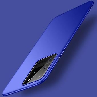USLION Samsung Галактика S20 Плюс Магнитные Ультра Тонкий корпус - Hard Matte Дело Обложка Blue
