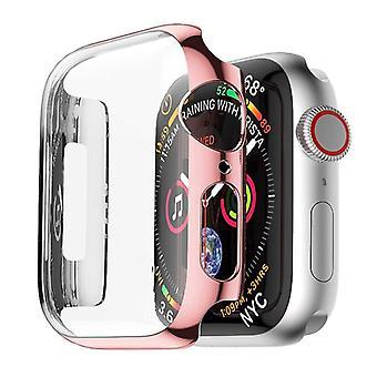 Stötfångare Ultra Slim hårt fodral för Apple Cover Band för Iwatch