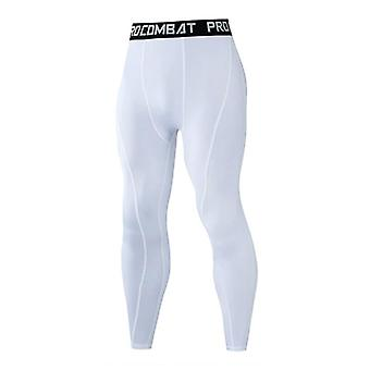 Sports Wear Compression Training Pants Men Running Fitness Sets