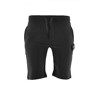 MA.STRUM Black Core Sweat Short