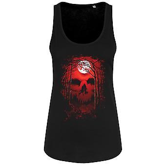 Requiem Collective Womens/Ladies Celestial Secret Vest Top