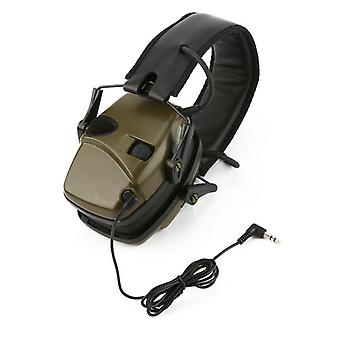 Noise Reduction Electronic Earmuffs Outdoor Hunting, Shooting, Tactical