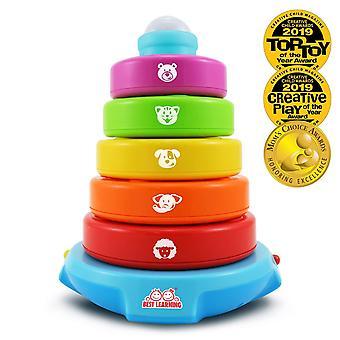 Cel mai bun stiva de învățare & să învețe - jucărie de activitate educațională pentru sugari copii mici timp de 6 luni și tu