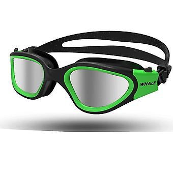 Professional Swimming Goggles Adults Waterproof Swim Adjustable Glasses