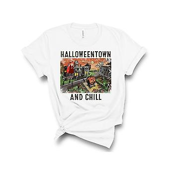 Halloweentown e Chill Tee